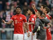 8:0-Sieg der Bayern: «Wahnsinns-Jubiläum» für Ancelotti - HSV-Trauma