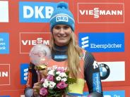 Loch ohne Weltcupgesamt-Sieg: Weltcup-Rekordsiegerin:Geisenberger gewinnt in Altenberg