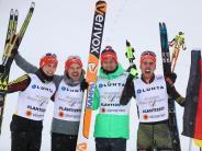 Erstes Gold für Kircheisen: DSV-Kombinierer holen WM-Titel im Teamwettbewerb