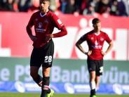 2. Bundesliga: Frust in Nürnberg