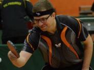 Tischtennis: Aufholjagd wird nicht belohnt