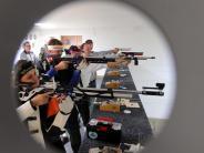 Schießsport: Wieder mehr als 500 Schützen?