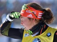 Nach WM-Goldrausch: Dahlmeier will auch Biathlon-Gesamtweltcup holen