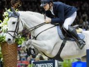 Turniertage: Zahlreiche Klasse-Reiter  beim Illertisser Hallenevent