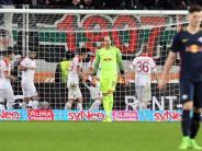 Bayern-Jäger büßt Punkte ein: Augsburg erkämpft Unentschieden gegen Leipzig
