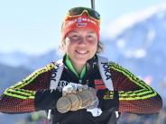 DOSB-Chef Hörmann zufrieden: Olympia kann kommen: Deutsche Winter-Asse glänzen bei WM