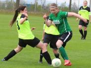 Frauenfußball: Derby im Pokal