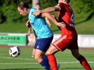 Regionalliga Bayern: Illertissen kämpft sich durch
