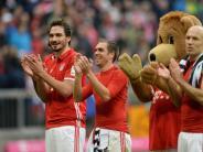 Bundesliga: 3:0 gegen Frankfurt: Bayern sind ungebremst auf Titelkurs