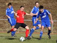 Fußball-Kreisliga Nord: Maihingen gewinnt das Verfolgerduell