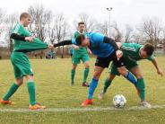 Fußballl-Bezirksliga Nord: Möttinger Auftakt nach Maß