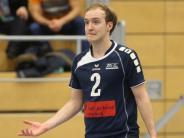 Volleyball 3. Liga: Friedberg verliert trotz hoher Ziele