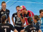 Volleyball: Friedbergerinnen stehen sich selbst im Weg