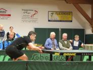 Tischtennis: Für Warmisried wird es eng