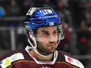 Eishockey: Justin Shugg wechselt vom AEV zu den Kölner Haien