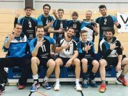Volleyball, Bayernliga: Der stolze Verweis auf die Drei