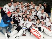 Eishockey: Ice Bulls bejubeln den Titel