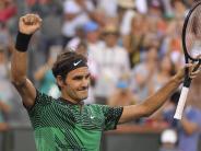 ATP-Turnier in Indian Wells: Federer lässt Nadal keine Chance - «Es ist großartig»