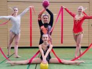 Rhythmische Gymnastik: Auf geht's zum Deutschland Cup