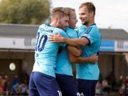 Regionalliga Bayern: Siege machen selbstbewusst
