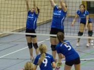 Volleyball-Bezirksklasse: Zehn Siege in Serie