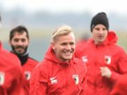 FC Augsburg: Jonathan Schmid freut sich auf alte Bekannte