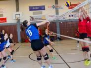 Volleyball: Sogar Rang zwei ist noch drin