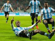 2. Bundesliga: Bielefeld und 1860 schöpfen Mut - Braunschweig siegt spät