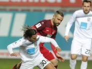 Regionalliga Südwest: Ulmer verteidigen das Remis