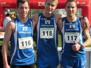 Crosslauf: Mit der Staffel auf dem Bronze-Rang