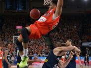 Basketball-Bundesliga: Gegner ziehen die Köpfe ein