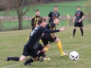 Fußball-A-Klasse Nord: Wechinger Schlappe beim Spitzenreiter