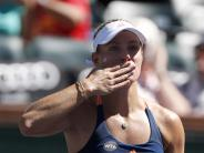 Duell gegen Siegemund möglich: Angelique Kerber nun wieder die Nummer eins