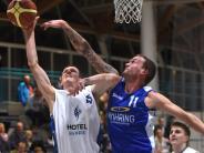 Bildergalerie: Baskets unterliegen im Saisonfinale