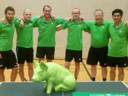 Tischtennis: TSV-Herren machen ihr Meisterstück