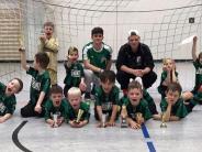 Jugendfußball: Kleine Mösler sind die Größten
