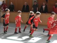 Jugendfußball: Die Jagd nach dem Ball
