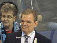 Eishockey: Trainer droht Prügel an
