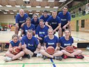 Basketball: Zielsichere Zeitungsleute