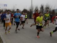 Halbmarathon: Fünf Streckenlängen beim Frühjahrslauf