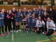 Handball: Jubelorgien im Dreierpack