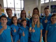 Schwimmen: Daumen hoch für Mindelheimer Schwimmer