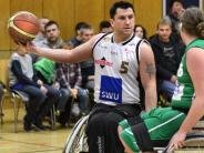 Rollstuhlbasketball: Der Chef sagt leise servus