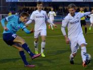Regionalliga Bayern: Immerhin ein Schuss findet sein Ziel