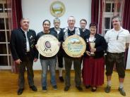 SG Kleinerdlingen-Holheim: Könige mit Bogen und Luftgewehr