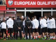 Sieg-Auftrag in Baku: Nach der «Leere»: DFB-Team will durchziehen
