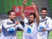 Regionalliga Südwest: Ein Tor für erhofften Sieg zu wenig