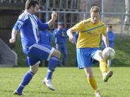 Kreisklasse West 1: Die Eintracht festigt Platz drei