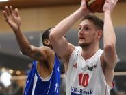 Basketball: Sechs Kangaroos punkten zweistellig