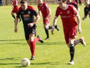 Fußball-Bezirksliga Nord: Möttingen läuft meist hinterher